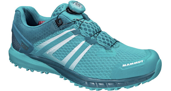 Mammut W's MTR 201-ll Boa Low Shoes pacific-dark pacific